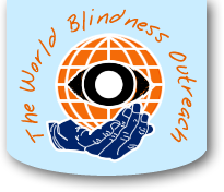 World Blindness Outreach Logo